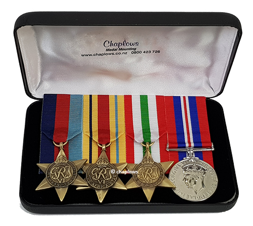 MC 2 Medal Case