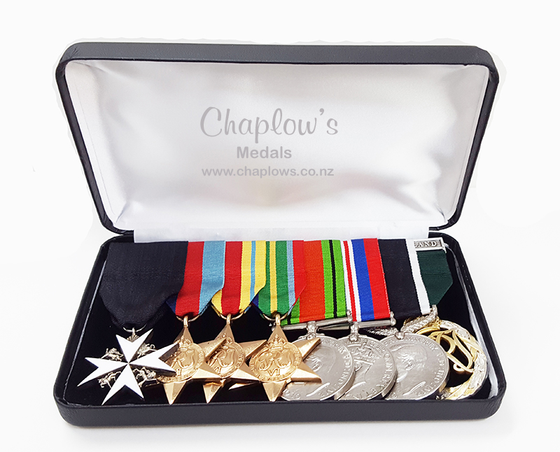 Military Medal Mounting